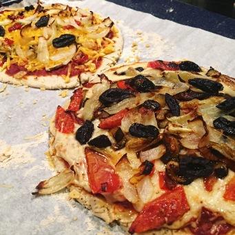 pizza pate sans gluten sans lait sans oeuf vegan seignalet recette facile vegan fibromyalgie
