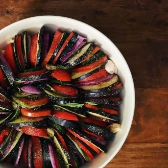 recette facile tian de legumes sain fibromyalgie seignalet guerir douleur chronique